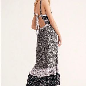 Free People Yesica Midi Dress